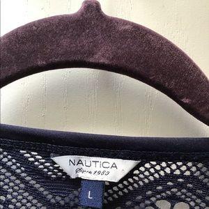 Nautica Swim - Nautical Navy Swimsuit Cover Up